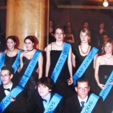 Maturantka 2005