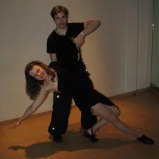 Tancování, podzim 2011
